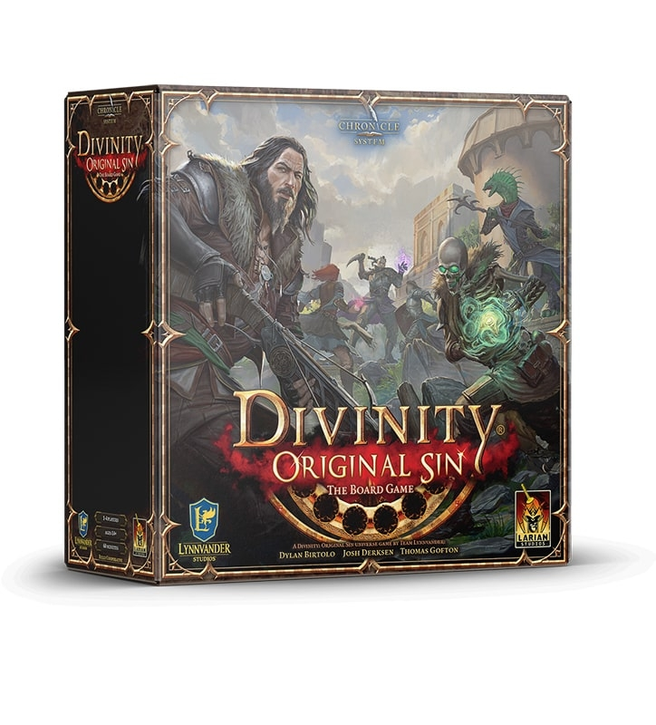 Board Game - Standard Edition